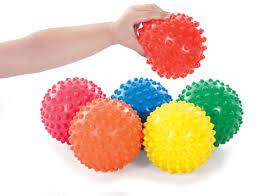 EASY GRIP BALL (SET OF 6)